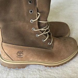 Timberland Women's Sherpa Waterproof Boots - 9